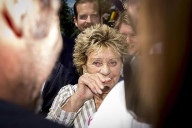 Lakense zangeres en actrice Annie Cordy op 92-jarige leeftijd overleden