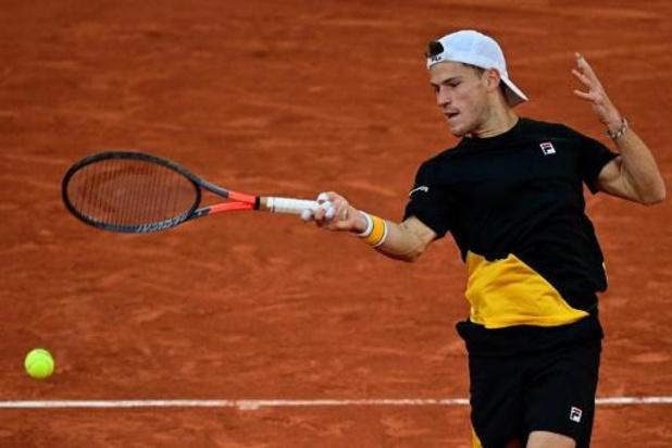 ATP Cologne - Schwartzman vient à bout d'Auger-Aliassime et défiera Zverev en finale