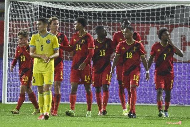 Qualifications Euro U21 2023: Diablotins vont passer au révélateur contre le Danemark