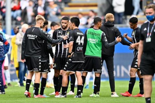Charleroi ouvre la 4e journée de championnat en recevant l'Antwerp, bourreau du Standard