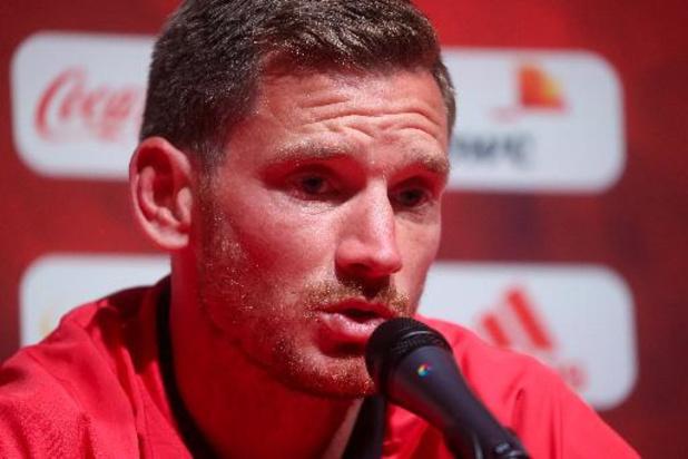 """Vertonghen over EURO 2020: """"Die uitschakeling doet nog steeds pijn"""""""