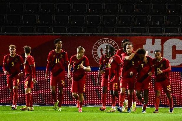 Kwal. EK U21 2023 - Beloften blijven foutloos na nipte zege tegen Denemarken