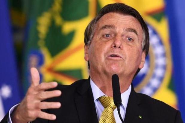 Braziliaanse president Bolsonaro in ziekenhuis na tien dagen hik