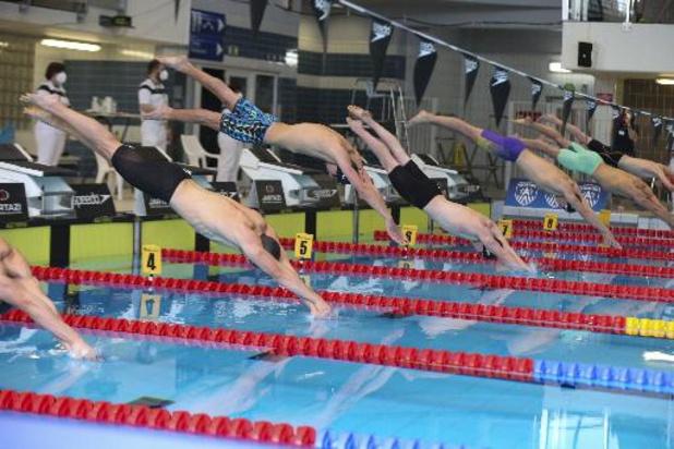Le président de la Fédération belge de natation démissionne, deux coprésidents nommés