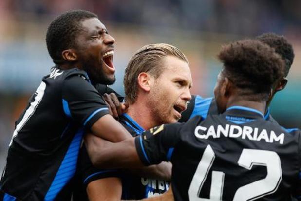 Croky Cup: Club Brugge treft Olsa Brakel in zestiende finales