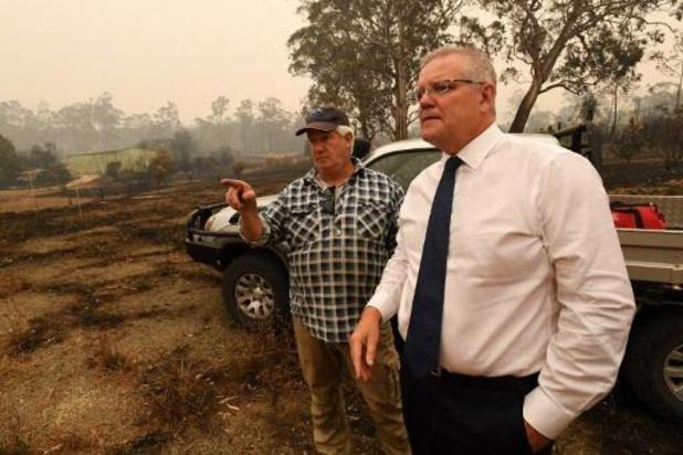 Incendies en Australie - Critiqué, le Premier ministre défend son action pour gérer la crise