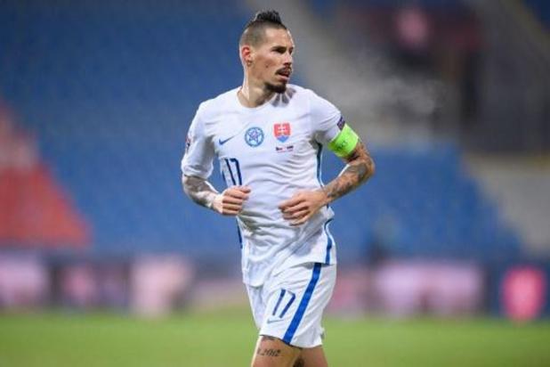 Marek Hamsik verhuist naar IFK Göteborg