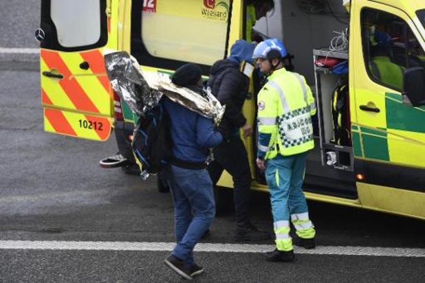 La France reste le premier pays impliqué dans des accidents en Belgique
