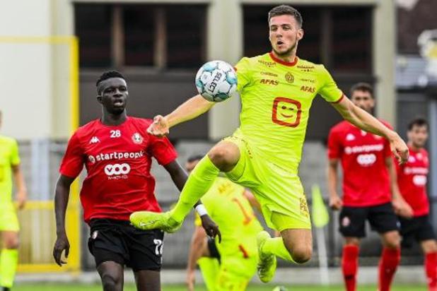 Jupiler Pro League - Un test positif au coronavirus à Malines