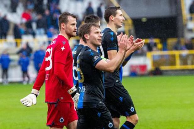 Jupiler Pro League - Club Brugge viert titel met 16-0 zege in 'kampioenenwedstrijd' tegen 'Jupiler Pro League'