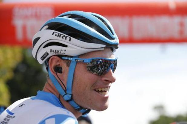 Tour de Lombardie - Ben Hermans est très content de son top 10