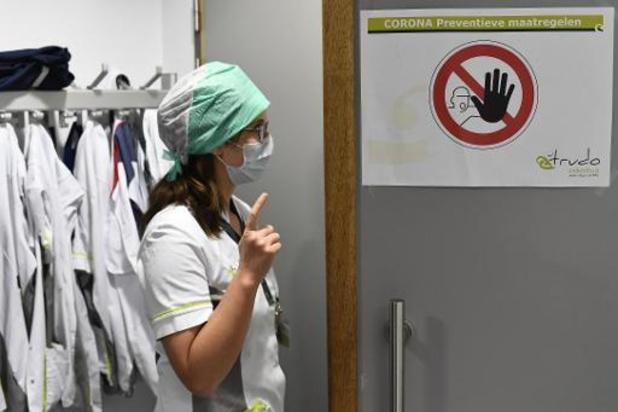 Gemiddeld aantal besmettingen met 5 procent gedaald
