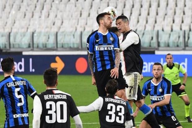 Italiaanse voetballiga zal zich neerleggen bij stopzetting competitie
