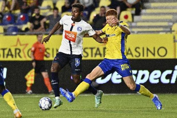Jupiler Pro League - Maximiliano Caufriez verlaat STVV voor Spartak Moskou