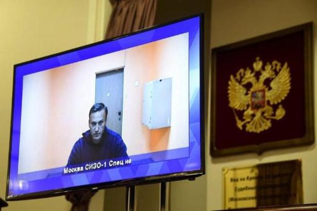 Verschillende aanhangers van Kremlincriticus Navalny aangehouden