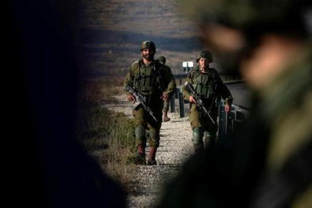 Palestijn gedood die met auto wou inrijden op Israëlische soldaten