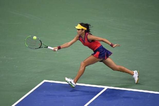 US Open - Emma Raducanu décroche sa première finale de Grand Chelem