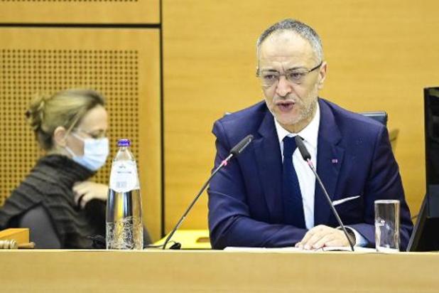 Brussels Parlement bespreekt op 5 maart eindverslag bijzondere coronacommmissie