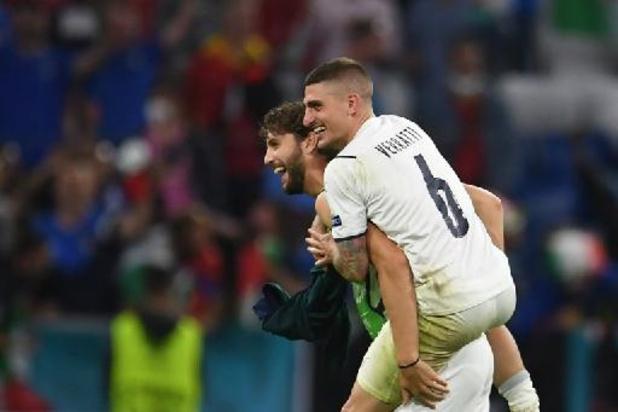 """Verratti verwacht """"epische finale"""" tegen Engeland"""
