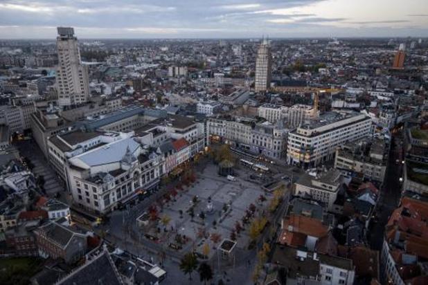 Groenplaats krijgt overdekte fietsparking met 800 plaatsen