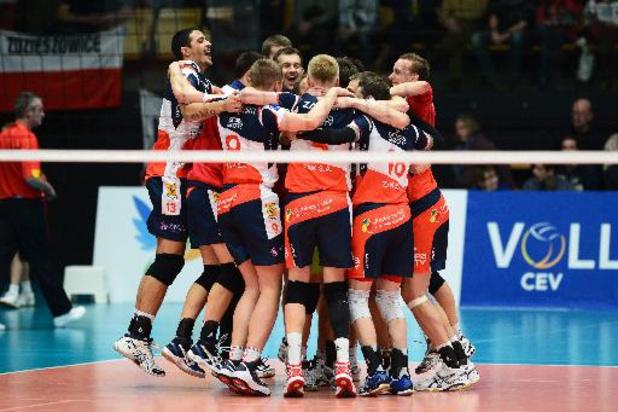 Ligue des champions de volley - Kedzierzyn Kozle opposé à Trentino en Super finale