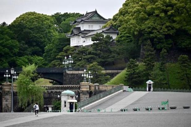 Japon: un homme arrêté après être entré dans la résidence impériale