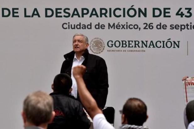 Mexique: la justice recherche des militaires six ans après la disparition des 43 étudiants
