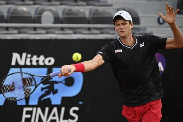 ATP Delray Beach - Hubert Hurkacz met un terme à la belle semaine de Christian Harrison et se hisse en finale