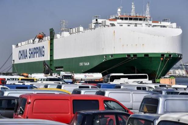 Diminution du transport maritime à la suite de la crise du coronavirus
