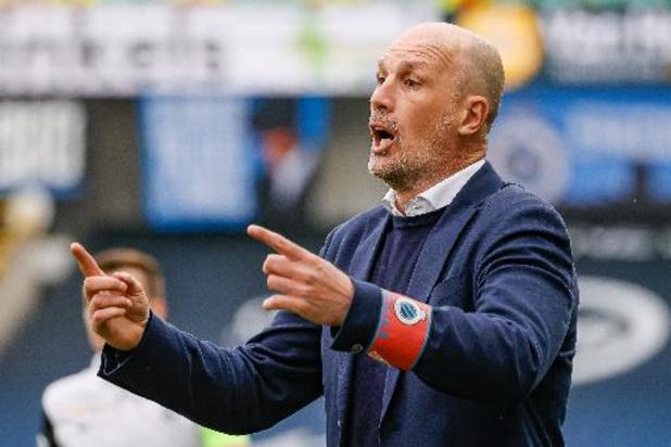 Jupiler Pro League - Philippe Clement prolonge au Club de Bruges à durée indéterminée