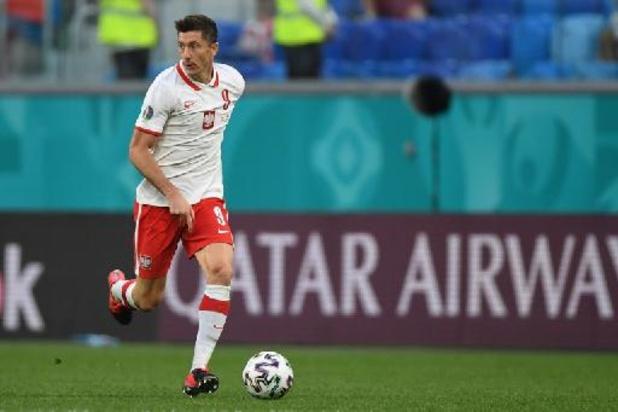"""Euro 2020 - La Pologne """"dans une situation difficile"""" reconnaît Lewandowski"""