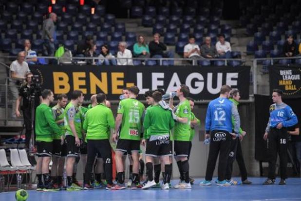 Le handball met sur pied un championnat de Belgique avec six équipes du 17 avril au 5 juin