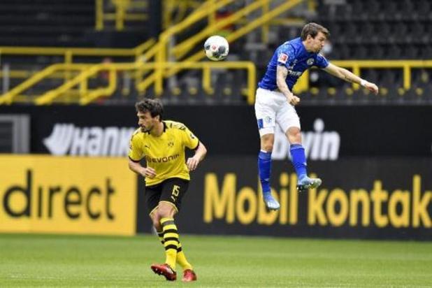 Benito Raman beleeft moeilijke tijden met Schalke 04