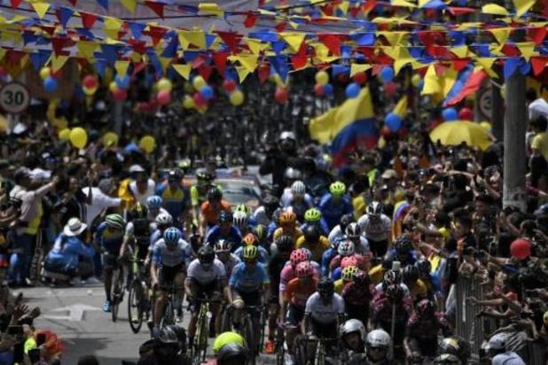 Ronde van Colombia 2021 geannuleerd