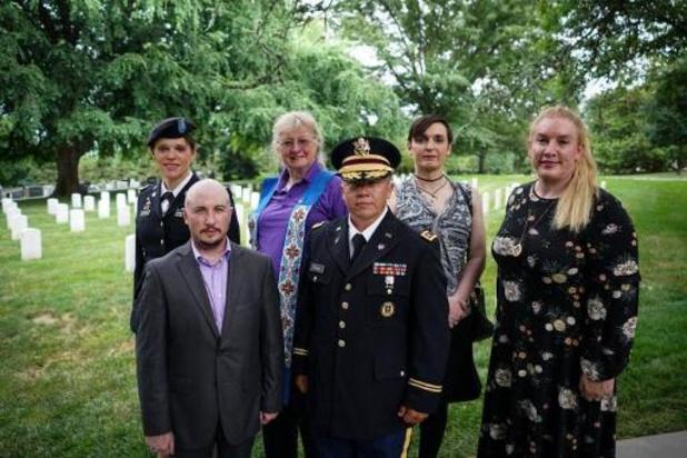 Biden schrapt verbod op transgenders in Amerikaans leger