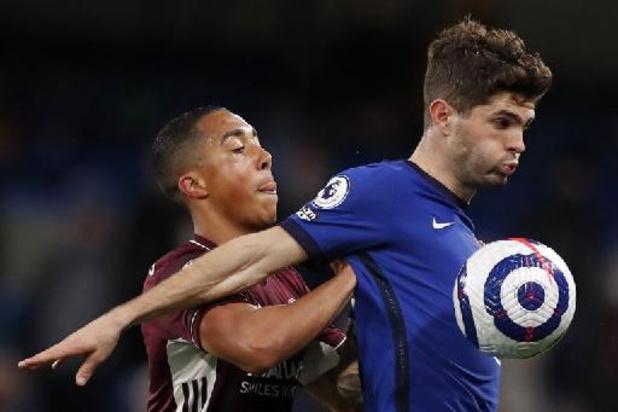 Les Belges à l'étranger - Leicester City, Tielemans et Castagne s'inclinent à Chelsea, Foulon et Benevento relégués