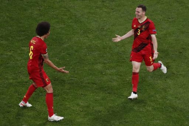 "Euro 2020 - ""En première période, on n'a pas joué notre jeu"", analyse Thomas Vermaelen"