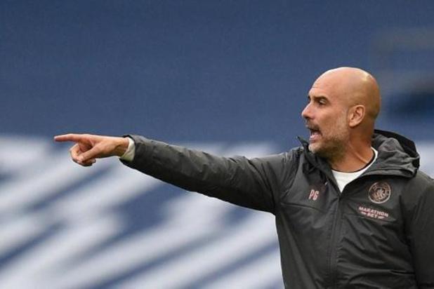 Pep Guardiola salue la décision du TAS et critique ses détracteurs