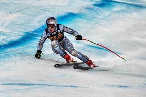 Ester Ledecka gagne le super-G de Val d'Isère