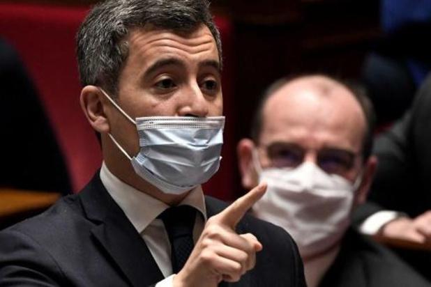 """France: """"scandalisé"""" par Génération identitaire, Darmanin met à l'étude sa dissolution"""