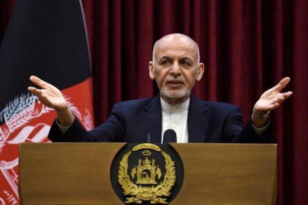 Le président afghan ordonne la libération de 500 talibans