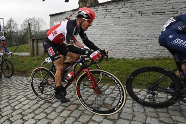 """Circuit Het Nieuwsblad - Philippe Gilbert, 5e, sentait bien que """"cela allait arriver au sprint"""""""