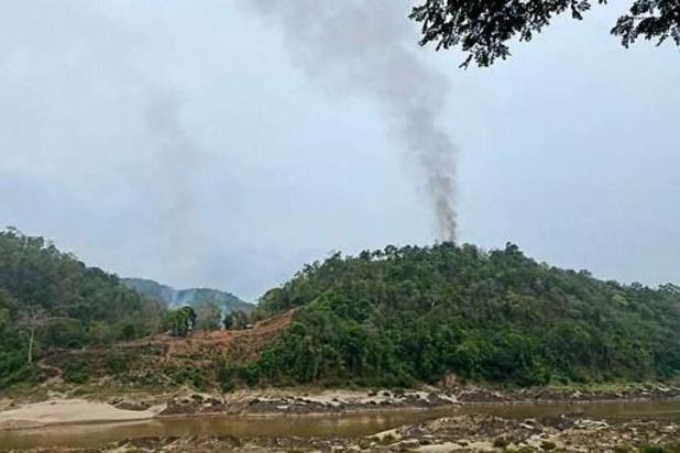"""Staatsgreep Myanmar: Rebellenfractie heeft legerbasis """"ingenomen"""""""