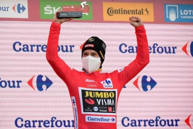 Primoz Roglic remporte la 75e Vuelta dont la dernière étape revient à Pascal Ackermann