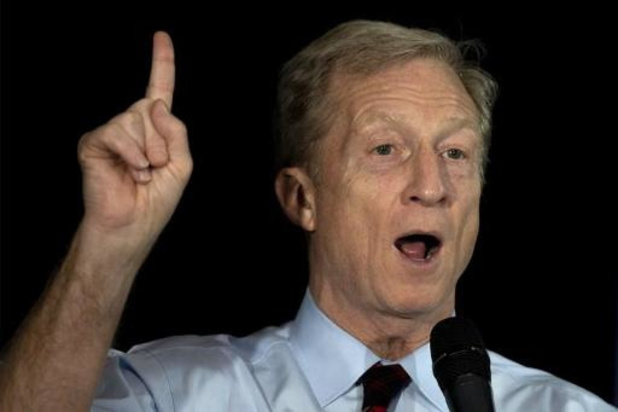 Miljonair Tom Steyer stapt uit race naar Witte Huis