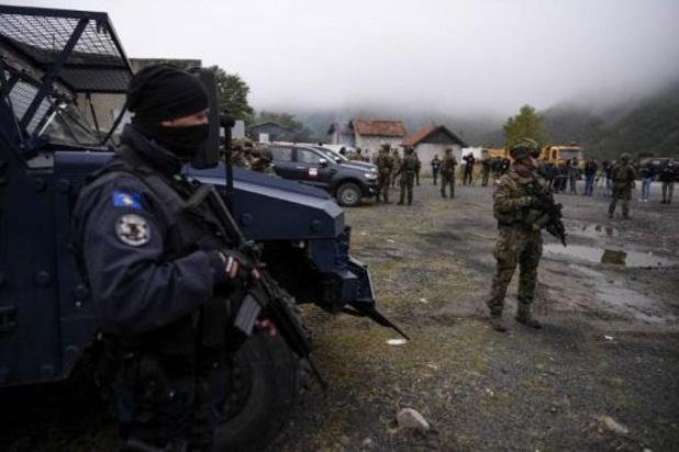 Rellen in noorden van Kosovo: Serviërs en politieagenten gewond