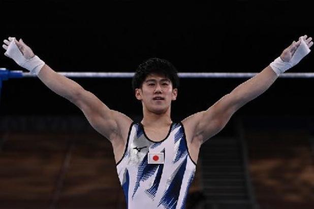 Hashimoto pakt ook goud aan rekstok