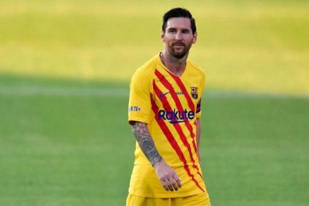 Lionel Messi treedt toe tot select clubje van sportmiljardairs
