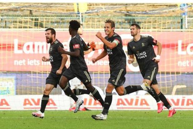 Jupiler Pro League - OHL pakt eerste driepunter bij Waasland-Beveren, Kortrijk wint op Cercle