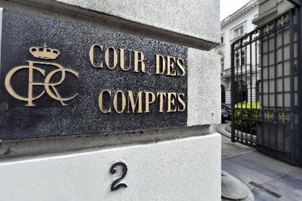 Rapport cinglant de la Cour des Comptes sur les comptes du service public de Wallonie